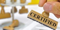 Сертификат безопасности продукции